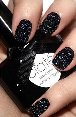 Ciaté 'Caviar Manicure TM - Black Pearls' Set
