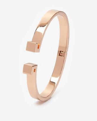 Vita Fede Mini Omega Bracelet: Rosegold