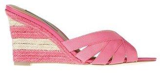 Ann Taylor Sydney Wedge Sandals