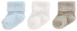 Carter's 3-pk. chenille socks - baby