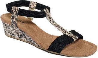 Alfani Women's Voyage Wedge Sandals