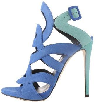Giuseppe Zanotti Colorblock Sandal
