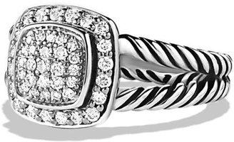 David Yurman Albion Petite Ring with Diamonds
