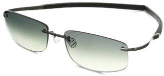 Tag Heuer Spring 383 104 Rectangular Sunglasses