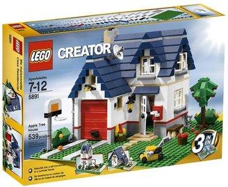Lego Creator Apple Tree House (539 pcs) 5891