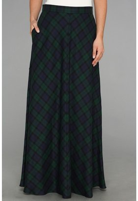 Pendleton Fireside Skirt (Black Watch Worsted Tartan) - Apparel