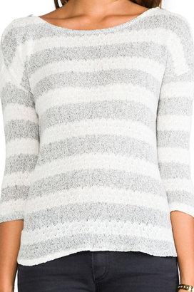 Soft Joie Nash Stripe Sweater