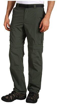 Columbia Silver Ridgetm Convertible Pant (Sage) Men's Clothing