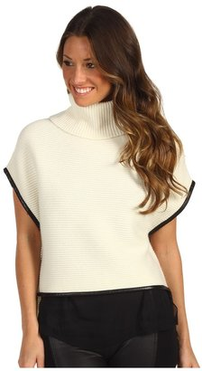 Robert Rodriguez High Low Double Pullover (Ivory) - Apparel