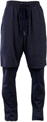 3.1 Phillip Lim Hybrid lounge trouser
