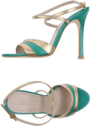 MARC ELLIS High-heeled sandals