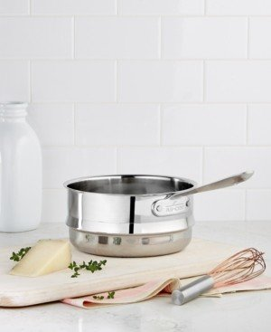 All-Clad Stainless Steel 3 Qt. Double Boiler Insert