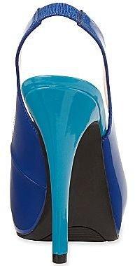 JCPenney Worthington® Kassidy Patent Slingback Pumps