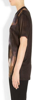 Givenchy Dobermann print T-shirt