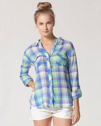 C&C California Shirt - Plaid Button Down