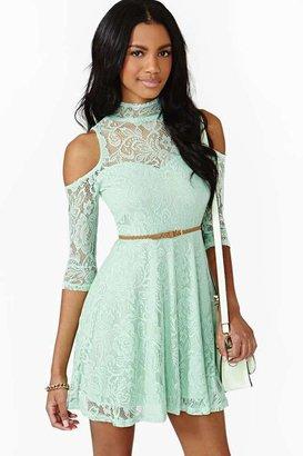 Nasty Gal Serendipity Lace Dress