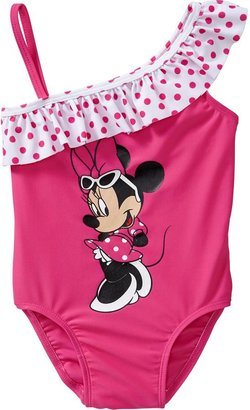 Old Navy Disney© Minnie One-Shoulder Swimsuits for Baby