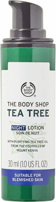 The Body Shop Tea Tree Oil Blemish Fade Night Lotion