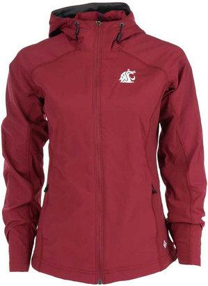 Columbia Women's Washington State Cougars Surefire Softshell Jacket