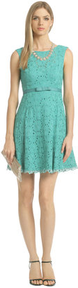 Nanette Lepore Daisy Lace Dress