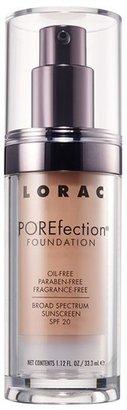 Lorac 'Porefection' Foundation - Pr01 - Fair $38 thestylecure.com