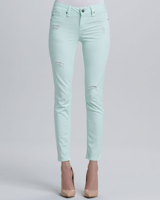 Sold Denim Sterling Street Light Cantaloupe Skinny Jeans