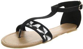 C Label Women's Oslo-10 Thong Sandal