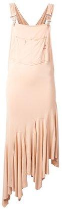 Jean Paul Gaultier sleeveless flapper dress