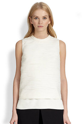 Proenza Schouler Layered Pleated Shell