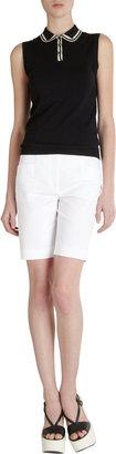 Jil Sander Navy Walking Shorts