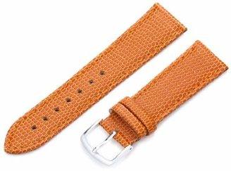 Hadley Roma Hadley-Roma 20mm 'Women's' Leather Watch Strap