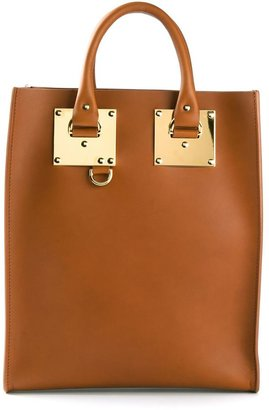 Sophie Hulme small structured tote
