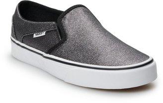 0be9bc6b73747 Vans Asher Women's Skate Shoes