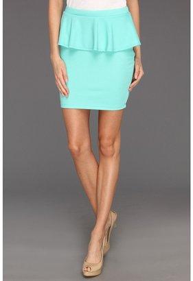 Gabriella Rocha Alaine Peplum Skirt (Mint) - Apparel