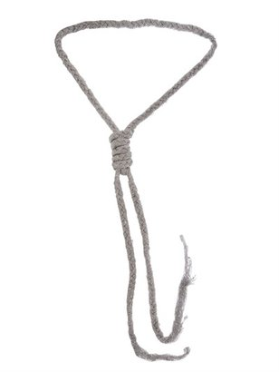 Gisele Ganne The Noose Necklace