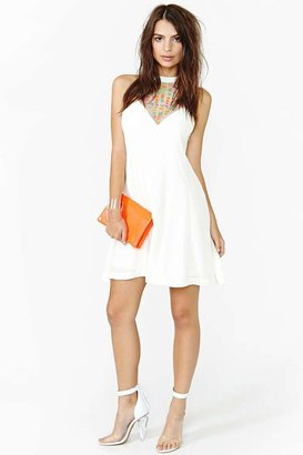 Nasty Gal Pop Rocks Dress
