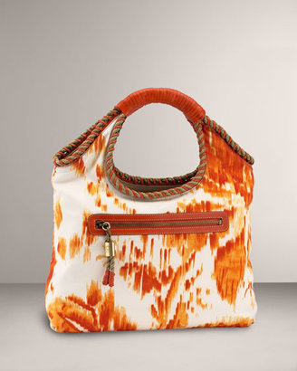 Cole Haan Small Reversible Beach Tote