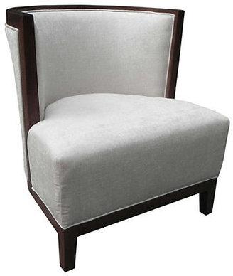 Gump's Maria Yee Rene Lounge Chair