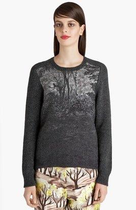 Marni Treescape Sweater