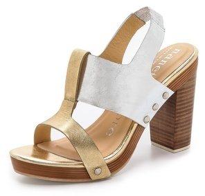 Nanette Lepore Highball Heeled Sandals
