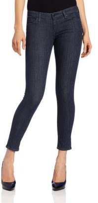 AG Adriano Goldschmied Women's Ankle Legging Super Skinny Jean in Square Dot Denim