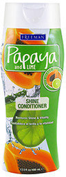 Freeman Papaya and Lime Shine Conditioner