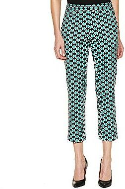 JCPenney Worthington® Slim Print Ankle Pants