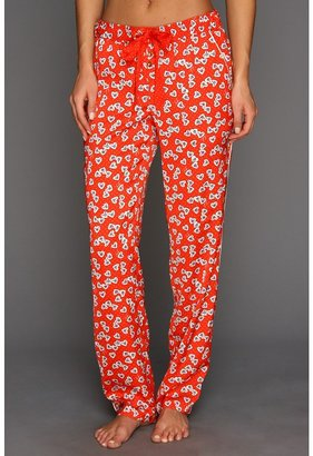 Juicy Couture Hearts Pant (Siren Valentine Hearts) - Apparel
