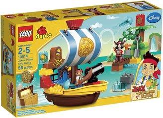 Lego Duplo Jake's Pirate Ship Bucky 10514