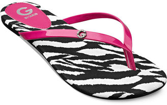 G by Guess Women's Shoes, Bayla Flip Flops