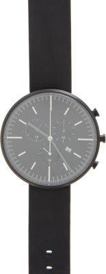 Uniform Wares 302 Series Black/Black Wristwatch