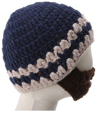 San Diego Hat Company Kids KNK3258 Knit Beanie W/Beard Hat (Toddler)