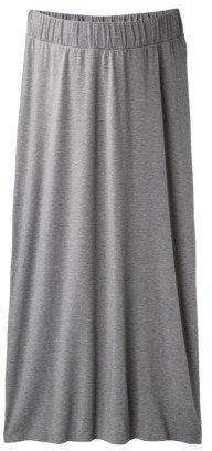 Liz Lange for Target® Maternity Knit Maxi Skirt - Heather Gray