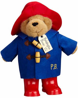 Rainbow Designs Paddington Bear with Boots